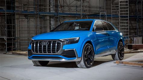 News - Geneva Debut Set For Audi's Hot 'RS Q8 Concept'