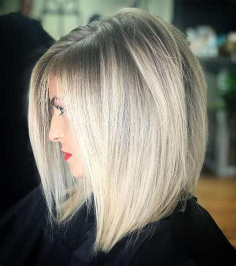 perfect medium length hairstyles  thin hair