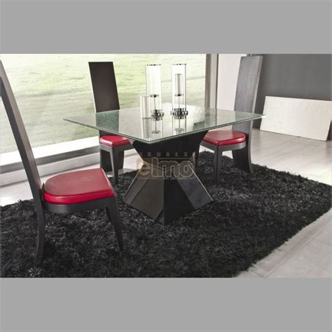 chaise en verre transparente emejing table a manger verre images awesome