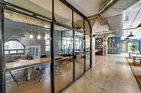 interesting office room interior JMC Holdings' Industrial-Cool Office by Emporium Design {Office Tour} | Sayeh Pezeshki | LA ...