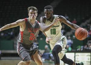 Men's basketball routed by Texas Tech on the road – North ...