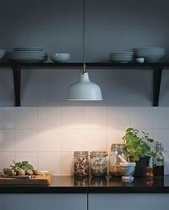 Lampe Cuisine Ikea : lampe scandinave ranarp par ikea 24 id es de d co sympa ~ Teatrodelosmanantiales.com Idées de Décoration