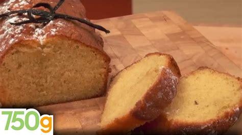 750grammes recettes de cuisine recette de quatre quarts à la vanille 750 grammes