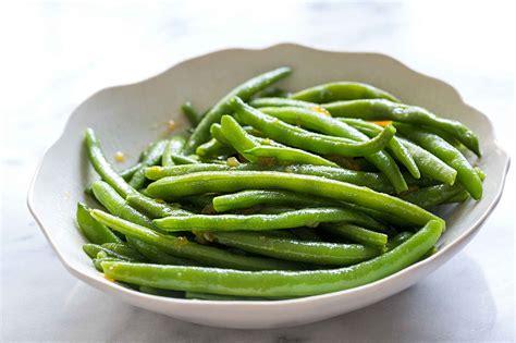 cuisine type sriracha orange glazed green beans recipe simplyrecipes com