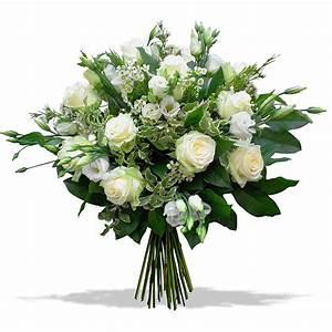 fleurs deuil bouquet blanc pur cristal deuil deces With couleur pour un salon 17 gypsophile fleurs blancheslivraison gypsophile mariage