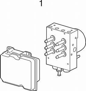 Cadillac Escalade Abs Control Module  Light  Repair  Ton