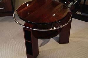 Table Basse Art Deco : table basse art deco en palissandre des indes art deco table in palissender vendu esprit art ~ Teatrodelosmanantiales.com Idées de Décoration