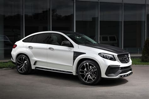 mercedes tuning topcar unveils quot inferno quot tuning kit for mercedes gle and