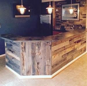 Best 25 Reclaimed Wood Bars Ideas On Pinterest Mancave