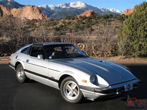1983 Datsun 280zx Turbo by 1983 Datsun 280zx Turbo One Owner Low Mileage