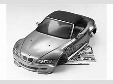 Tamiya #50848 110 BMW Z3 M Roadster Body Parts Set