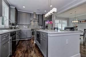 Buy Shaker Gray RTA Ready To Assemble Kitchen Cabinets