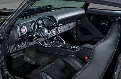 Z28 Camaro Interior by 1973 Chevrolet Camaro Z28 Resto Mod Ification