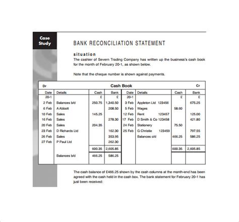 sample bank statement template   documents