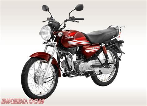 Hero Hf Dawn Specifications,review,mileage,showroom In Bd