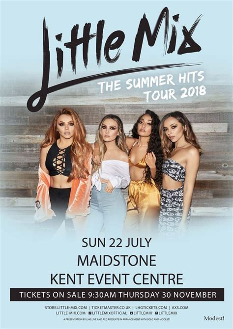 Little Mix tickets are on sale and here's how to get them ...