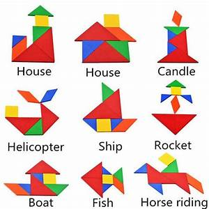 FREE Tangram Shape Learning Set – Montessori Official