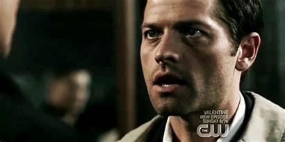 Castiel Supernatural Twitch Mouth Imagify Nie Ten