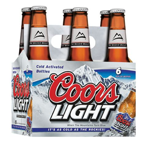 coors light beer alcohol content calories in a coors light johny fit
