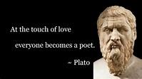 Plato Quotes on Knowledge and Love | Plato quotes ...