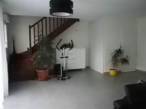 salon avec carrelage gris gallery of quelle couleur avec With couleur plinthe avec parquet 16 comment associer la couleur gris en decoration deco cool