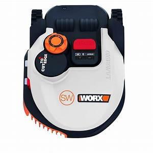 Worx Rasenmäher Roboter : worx landroid s450i wr106si das rasenm her roboter portal ~ Orissabook.com Haus und Dekorationen