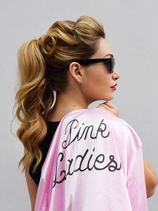 Pink Ladies Grease Hairstyles | www.pixshark.com - Images ...