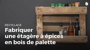 étagère En Palette : fabriquer une tag re pices en bois de palette ~ Dallasstarsshop.com Idées de Décoration