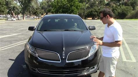how make cars 2012 lincoln mks head up display the snob magazines reviews the 2013 lincoln mks youtube