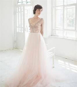 photo robe de mariee rose pale carousel fashion With robe de mariée rose pale