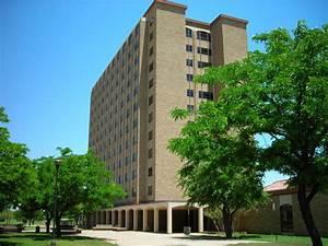 Residence Halls Housing TTU