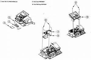 Hitachi 62vs69 Lcd Television Parts