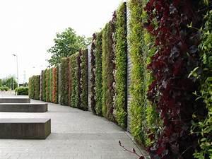 Environmental, Values, Of, Green, Walls, Exchange