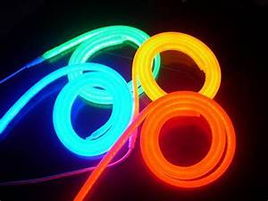 China LED Neon Rope Color jacket China Led Neon Neon Flex