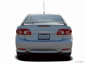 2005 Mazda Mazda6 5dr Sport Hb S Manual Rear Exterior View