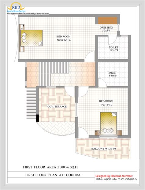 building plan 3 story house plan and elevation 2670 sq ft kerala home design and floor plans