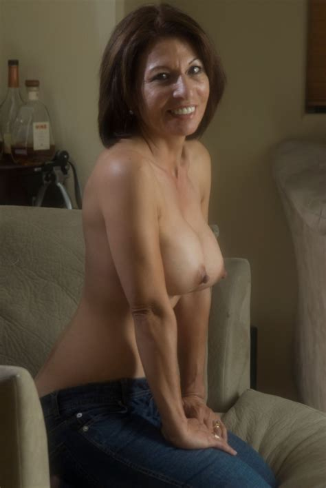 mature and nice topless in jeans adult pictures