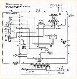 Dacor Oven Wiring Diagram