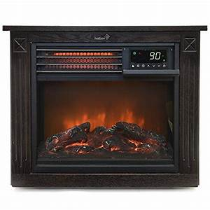 50 Inch Wall Mount Electric Fireplace  U2013 Ivation Products