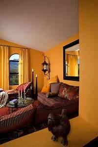 Wandfarben Wohnzimmer Beispiele : die besten 25 marokkanische wohnzimmer ideen auf pinterest marokkanische farben ~ Markanthonyermac.com Haus und Dekorationen