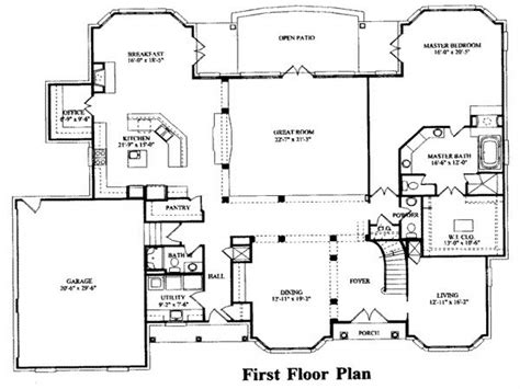 floor plans mansions 7 bedroom house plans 15 bedroom house floor plans 7