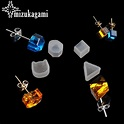 Aliexpress.com : Buy UV Resin Jewelry Liquid Silicone Mold Small Geometry Shape Beads Stud Earrings Mold Resin Molds For DIY Earrings Making ...
