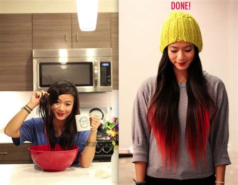 Color Me Pretty 4 Ways To Get Temporary Highlights Kool