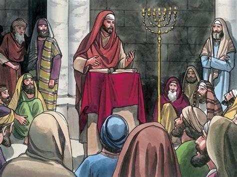 freebibleimages jesus drives   evil spirit
