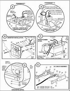 Mobilia  Wiring Diagram For Harley Davidson Golf Cart
