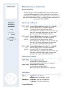 descargar curriculum vitae formato pdf para rellenar 12 1 webs para crear un currículum vítae que llame la