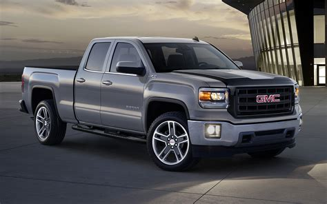 gmc sierra  sle double cab carbon edition