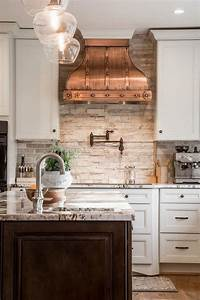 best 25 french country kitchens ideas on pinterest With kitchen colors with white cabinets with outdoor copper wall art