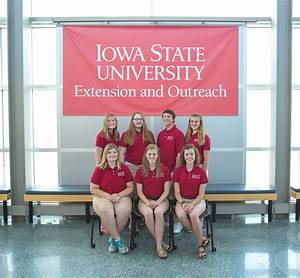 Forty Iowa Youth Begin New Term on State 4-H Council ...
