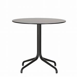 Vitra Tisch Rund : runder outdoortisch belleville von vitra im shop ~ Michelbontemps.com Haus und Dekorationen